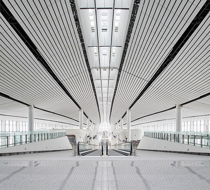 Beijing Daxing International Airport by Zaha Hadid Architects inaugurated (30)