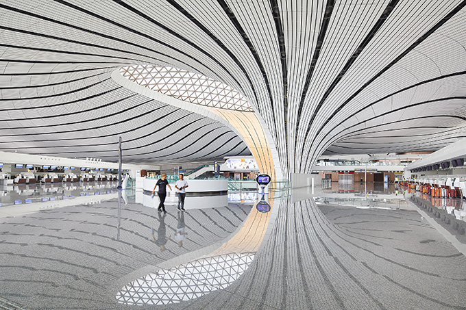 Beijing Daxing International Airport by Zaha Hadid Architects inaugurated (8)