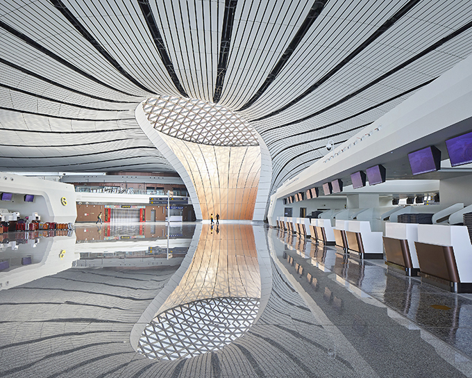 Beijing Daxing International Airport by Zaha Hadid Architects inaugurated (9)