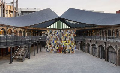 Disco Carbonara by Martino Gamper & ALPI at the London Design Festival