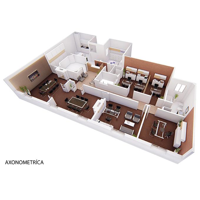 Escribanía Ahumada by MZ Arquitectos