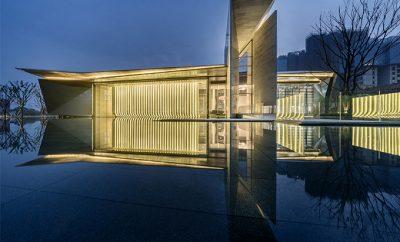 LIGHT WATERFALL by Kris Lin International Design【KLID】