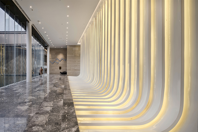 LIGHT WATERFALL by Kris Lin International Design【KLID】