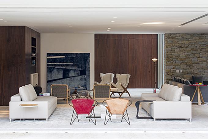 Maestro Residence by Simone Mantovani Arquitetura