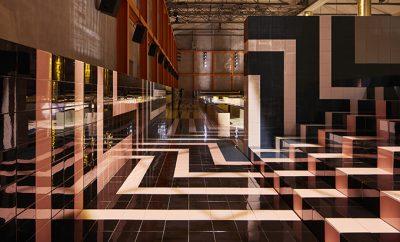 Take A Tour of Prada SpringSummer 2020 Showspace by OMAAMO