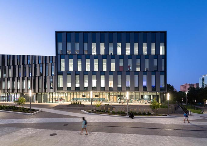 University of Cincinnati Lindner College of Business by Henning Larsen (9)