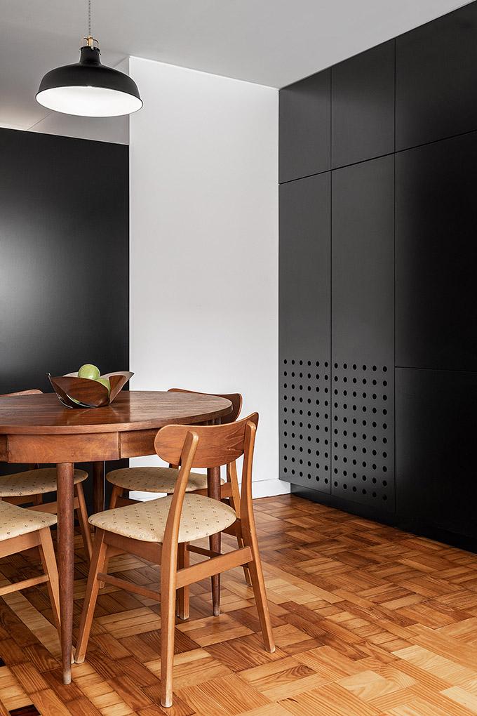Apartamento em Gaia do atelier de arquitetura Hinterland
