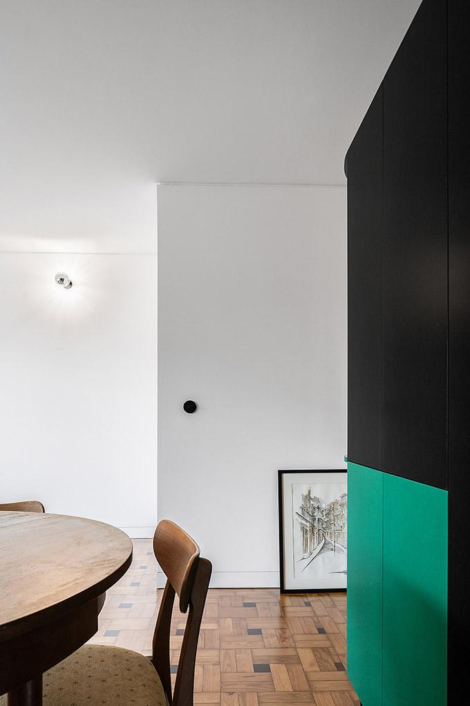 Apartamento do Morro by HAS – Hinterland Architecture Studio