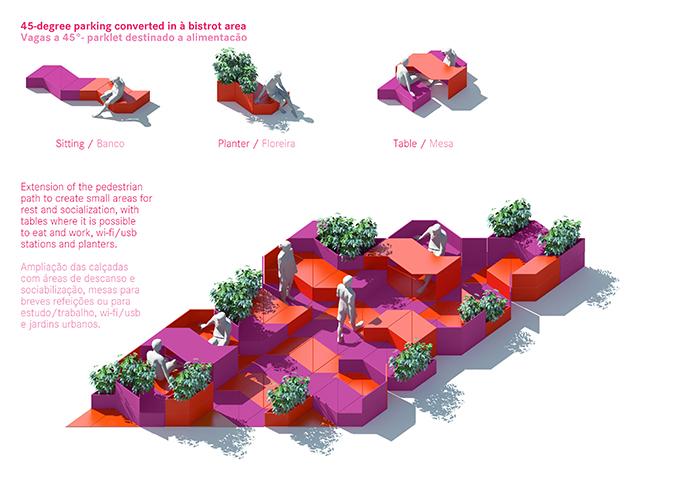 Espaço Urban Regeneration Project by Piuarch
