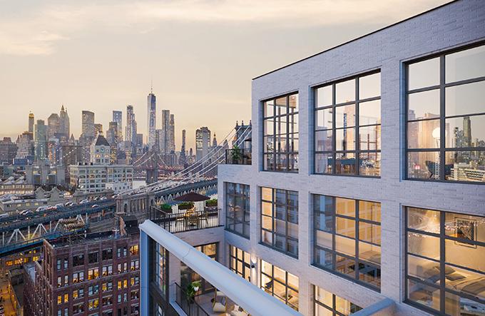 First Look Inside Morris Adjmi's New DUMBO Development Front & York (2)