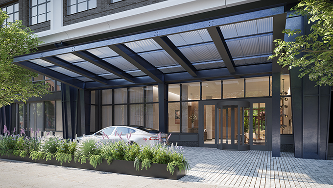 First Look Inside Morris Adjmi's New DUMBO Development Front & York (9)