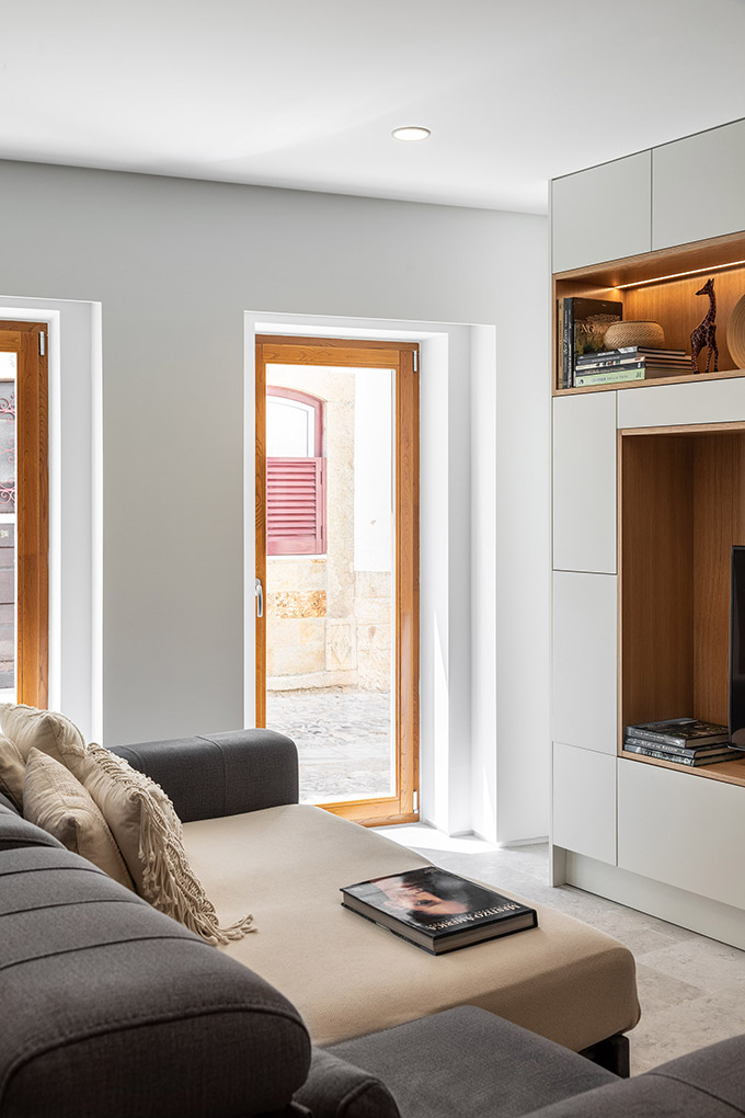 Casa GD em Cascais do atelier de arquitetura Esquissos Arquitect