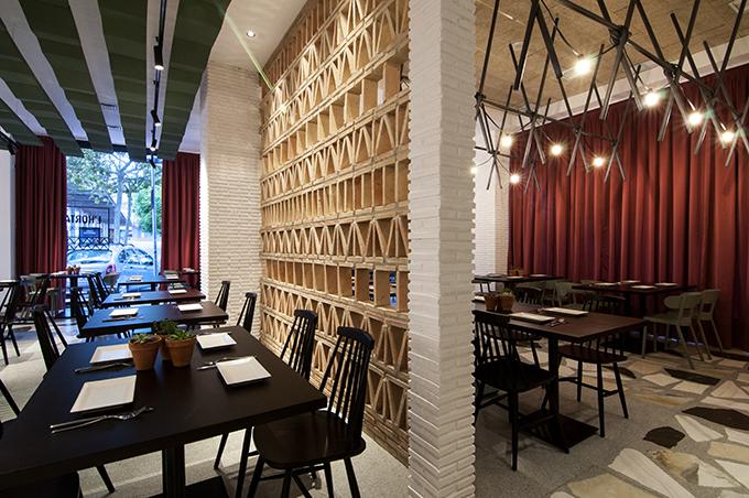 L´Horta Restaurant by Vitale