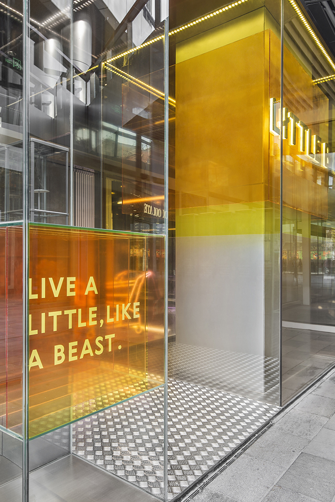 THE BEAST BEIJING Taikoo Li by Sò Studio