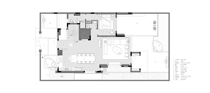 The Landscape Mansion Model Villa by ONE-CU