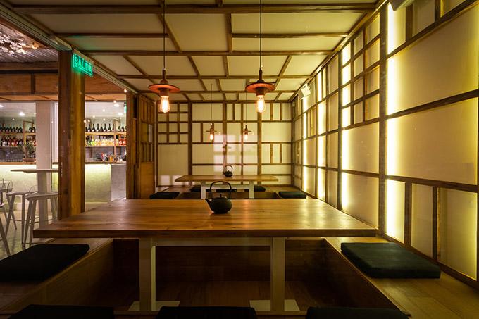 Tokin Sushi Bar by Estudio Montevideo