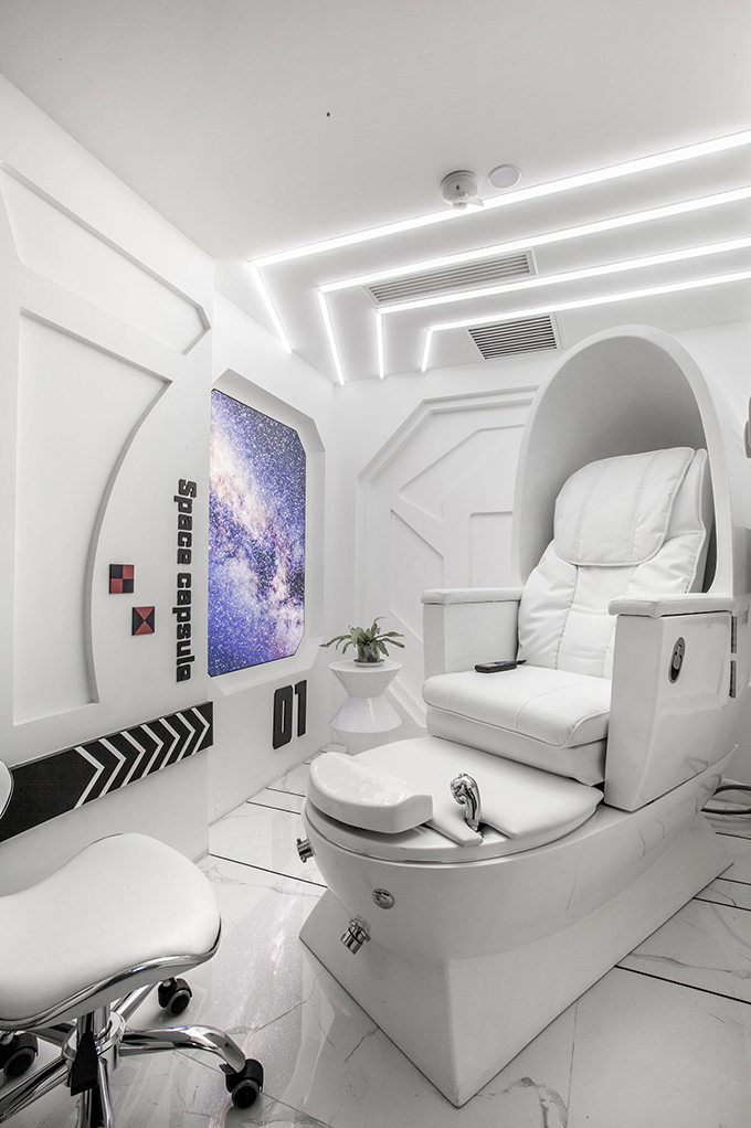 YUAN • Space by Towodesign