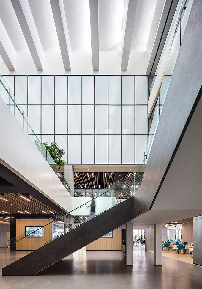 vivo Headquarters in Dongguan by CCD