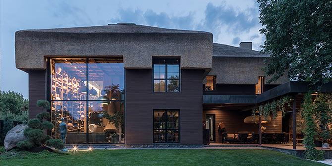 SHKRUB House by Sergey Makhno Architects