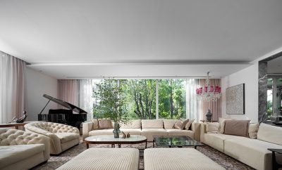 Beijing Dahu Villa by AFFD Design Firm