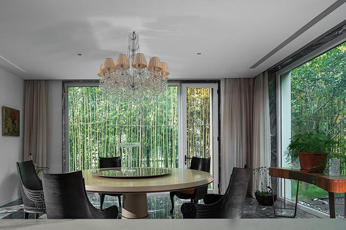 Beijing Dahu Villa by AFFD Design Firm