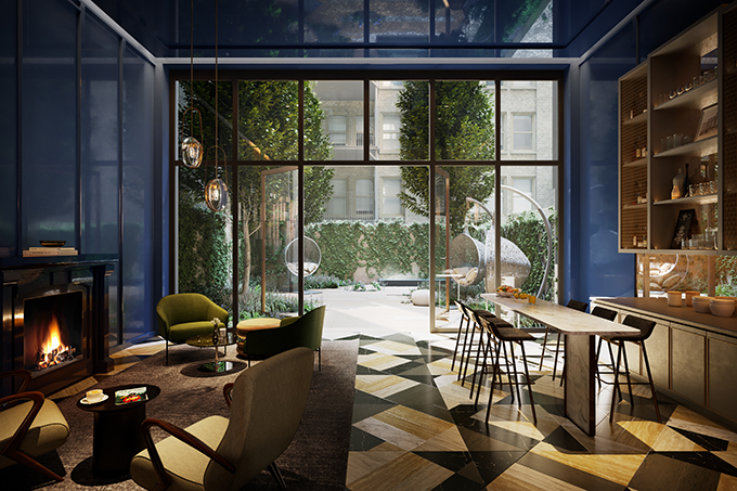 Discover Rockefeller Group's first Manhattan residential tower, Rose Hill