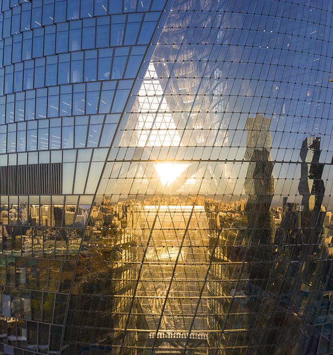 Discover the Newly Opened Leeza SOHO Tower by Zaha Hadid Architects