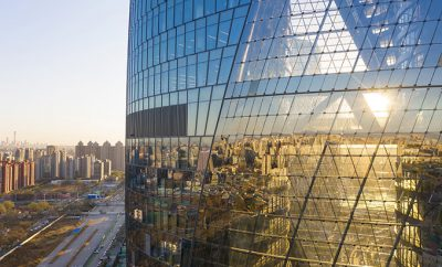 Discover the Newly Opened Leeza SOHO Tower by Zaha Hadid Architects