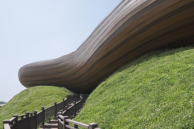 Liyang Museum by CROX