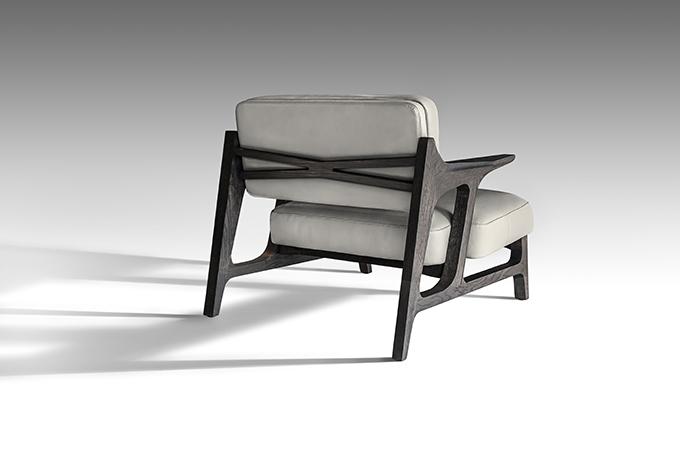 MIles Armchair by OKHA
