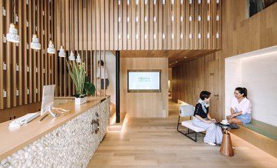 Natural Beauty Salon by Studio DOTCOF