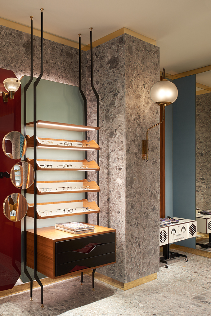 Oliver Peoples opens New Store in Milan