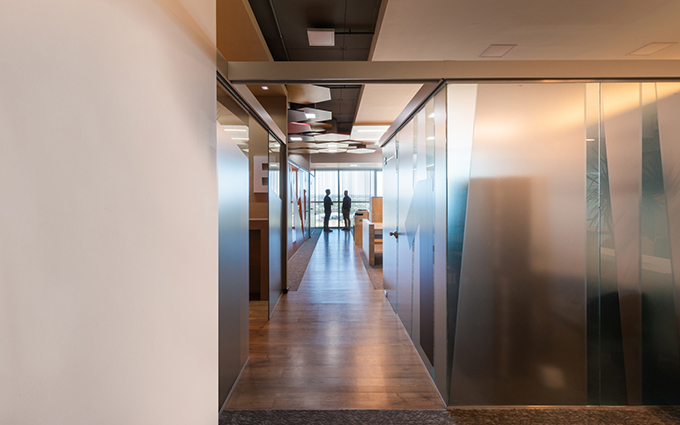 Trademan Office by Gaspar Jarrys Architect