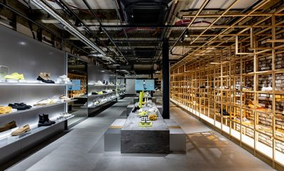 Discover Contemporary Footwear Label both's First Flagship Store in Tokyo