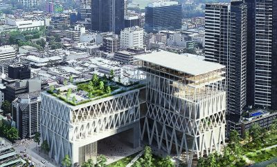 Moreau Kusunoki and Genton to Design the New Powerhouse Museum in Sydney