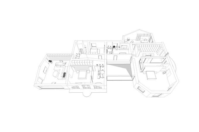 Ridnyi House by Sergey Makhno Architects