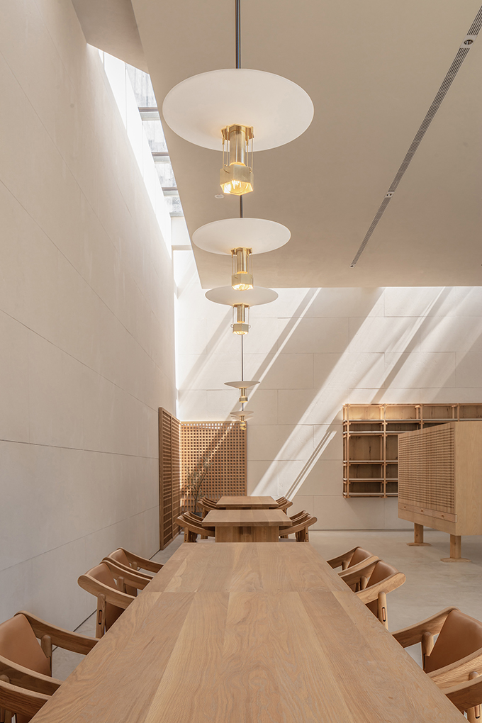TEA Community Center by Waterfrom Design