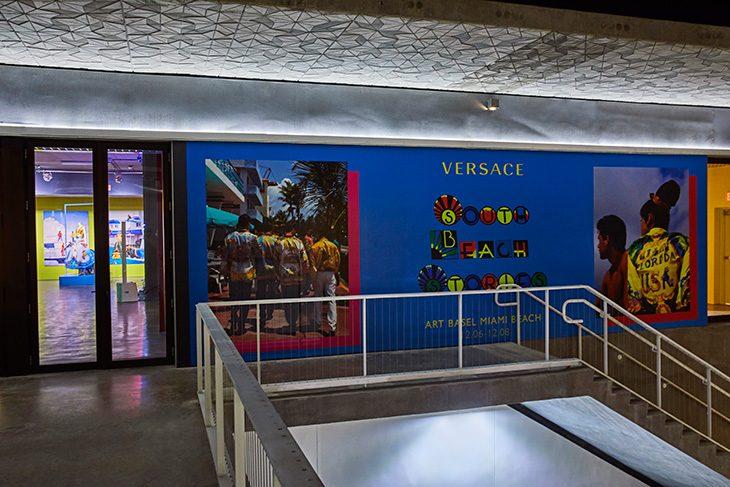 Versace Miami Art Basel