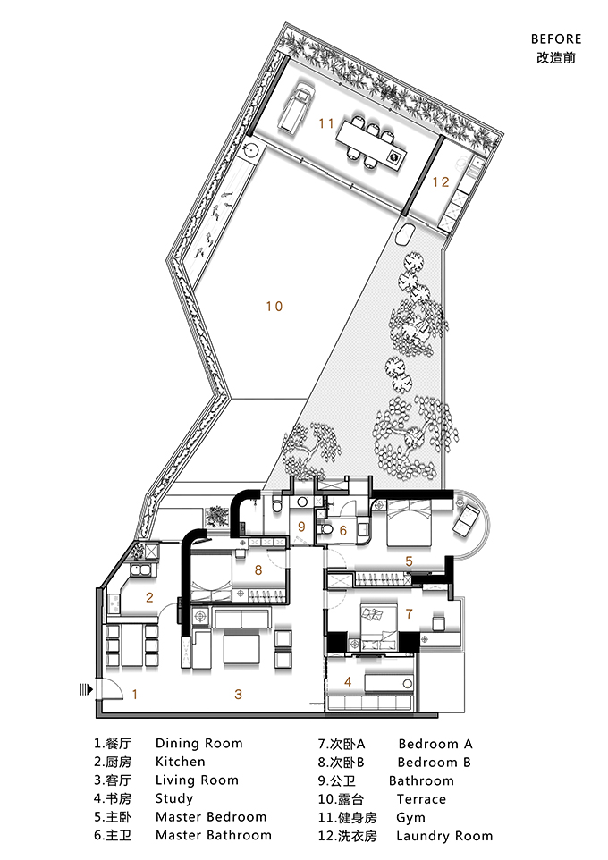 A Place Where Dreams Begin by JINGU PHOENIX SPACE PLANNING ORGANIZATION