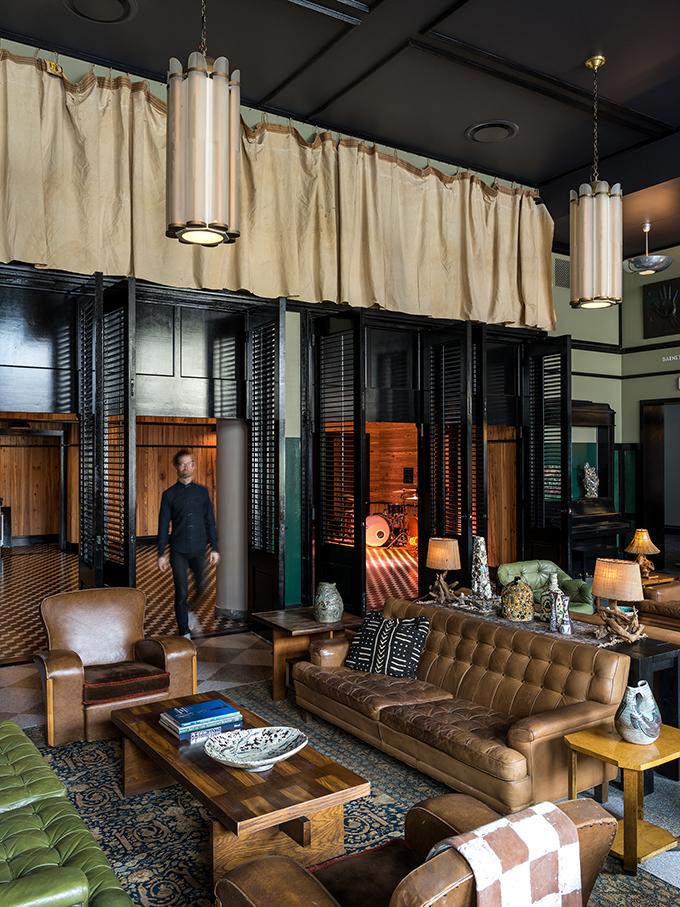 Ace Hotel New Orleans by EskewDumezRipple