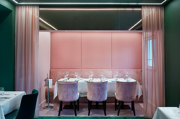 Bluebells Restaurant by PENSON