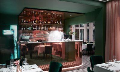 Bluebells Restaurant by PENSON