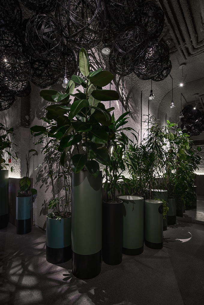 CHINA MA Restaurant by YOD design lab