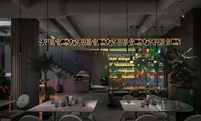 CHINA MA Restaurant by YOD design lab