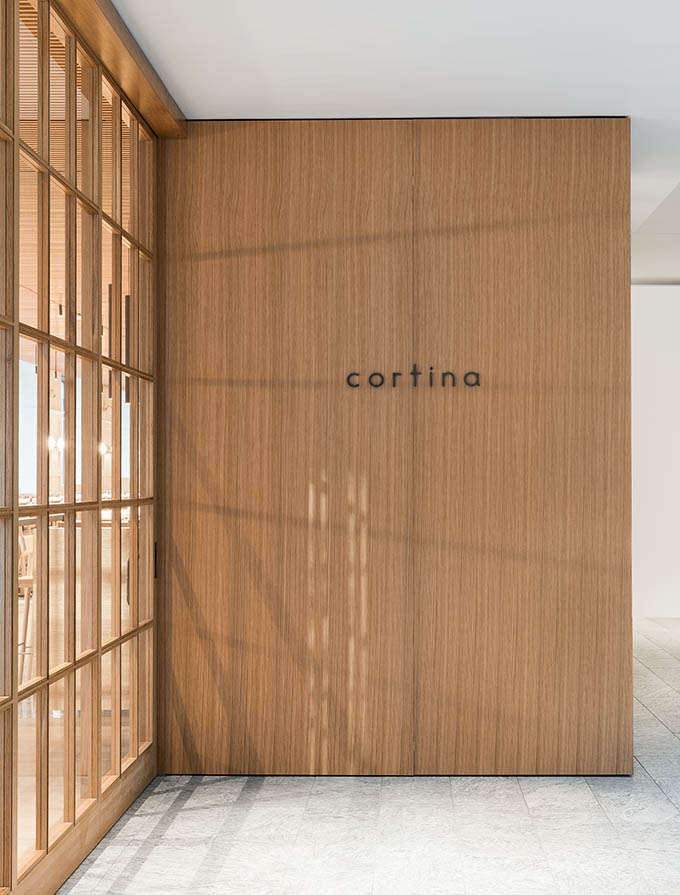 Cortina by Heliotrope Architects