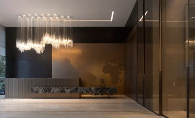 Do Think • Wings Hangzhou Sales Center by GFD