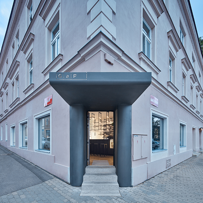 GaP / Gallery and Space by ORA