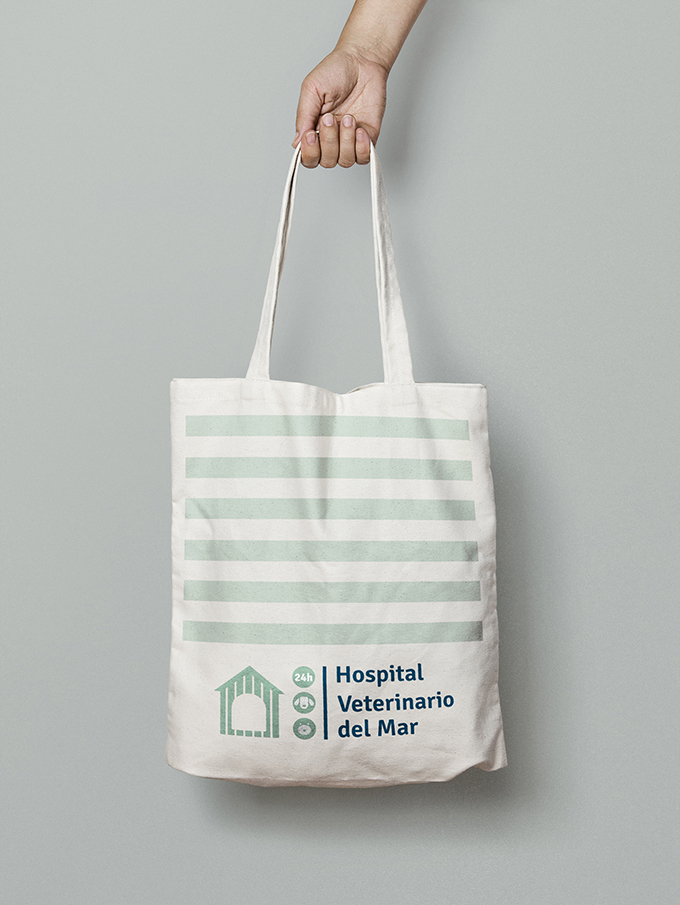 Hospital Veterinario del Mar by Vitale