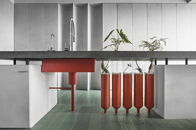 Ideal Gas Lab by Waterfrom Design