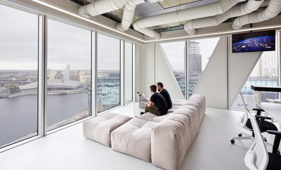 Ingenuity offices by PENSON for The Hut Group